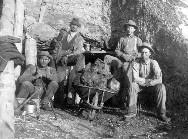 Τα πρώτα τζιν φορέθηκαν από εργάτες σε ορυχεία