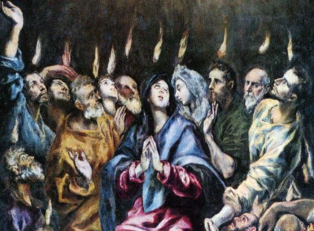 Πίνακας του Δομήνικου Θεοτοκόπουλου