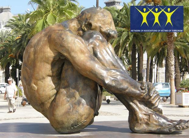 Μνημείο για τα θύματα της τρομοκρατίας στη Μούρθια της Ισπανίας