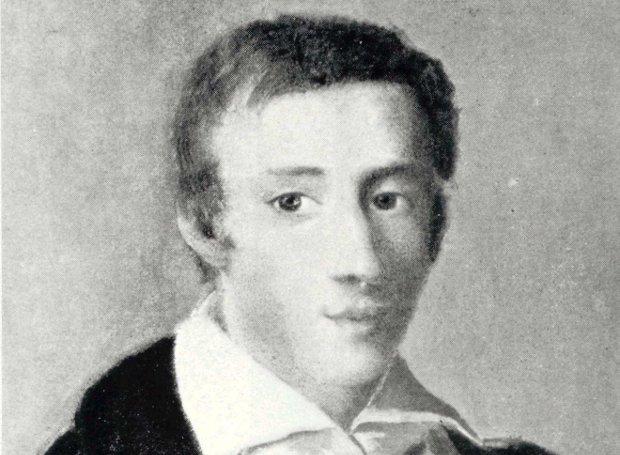 Ο Σοπέν σε ηλικία 19 ετών (πορτρέτο του Αμπρόζι Μιροζέφσκι,1829)
