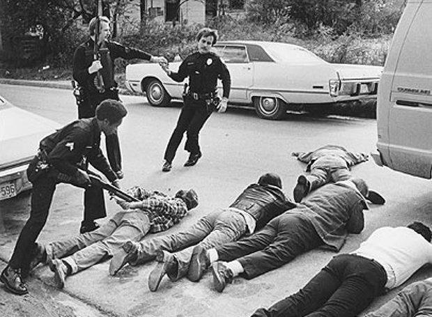 Η σφαγή του Γκρίνσμπορο