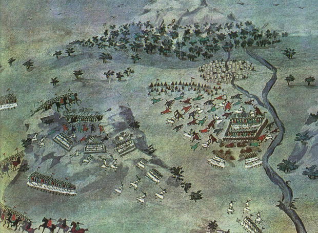 H Μάχη της Καλιακούδας