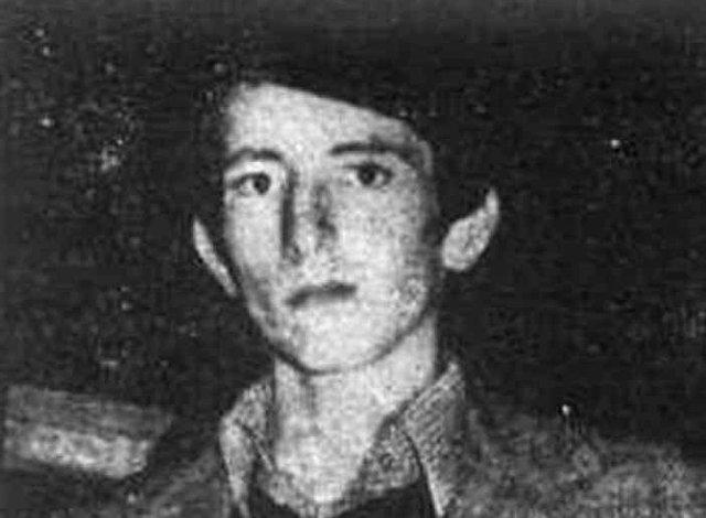 Ο 18χρονος μαθητής Σιδέρης Ισιδωρόπουλος