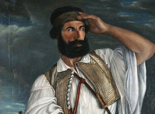 Ο Καπετάν Γκούρας, Εθνική Πινακοθήκη