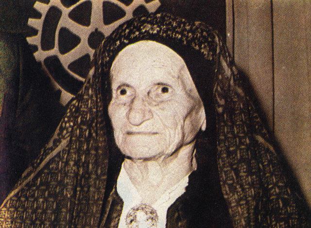 Η «Κυρά της Ρω» Δέσποινας Αχλαδιώτη