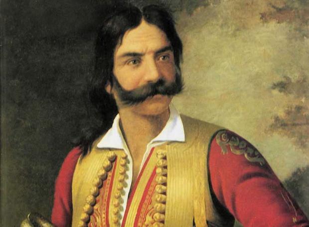 Πίνακας του Σπυρίδονος Προσαλέντη (1886)