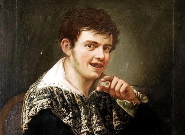 Αυτοπροσωπογραφία του Λουντοβίκο Λιπαρίνι