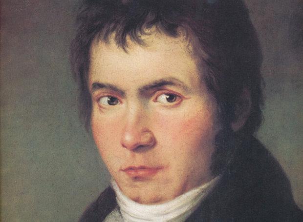 Ο Μπετόβεν το 1804
