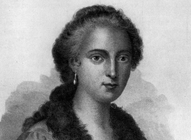 Μαρία Γκαετάνα Ανιέζι