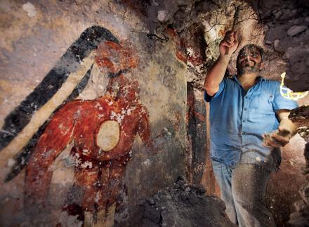 Τοιχογραφίες των Μάγια, που ανακαλύφθηκαν στη Βενεζουέλα