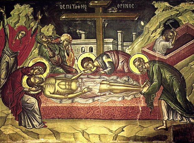 Το Άγιο Πάσχα - Μεγάλη Παρασκευή - Αφιέρωμα - Σαν Σήμερα .gr