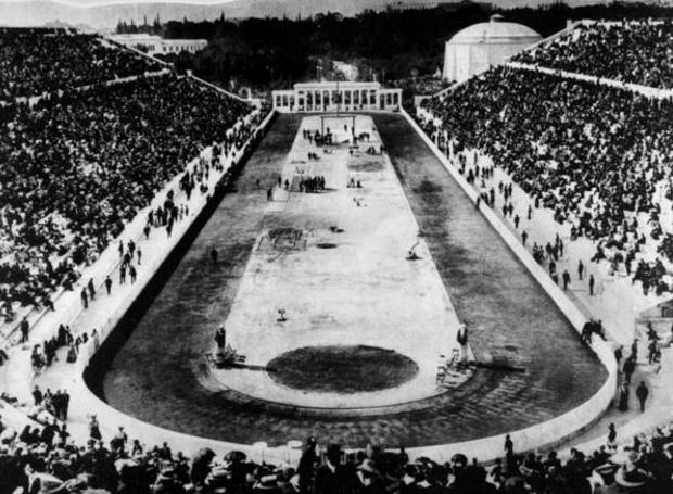 Παναθηναϊκό Στάδιο, Μεσολυμπιάδα, 1906