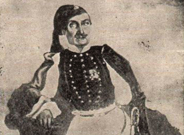 Νικόλαος Κασομούλης