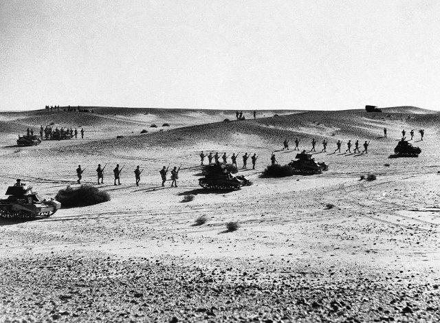 Το Βορειοαφρικανικό Μέτωπο του Β' Παγκοσμίου Πολέμου