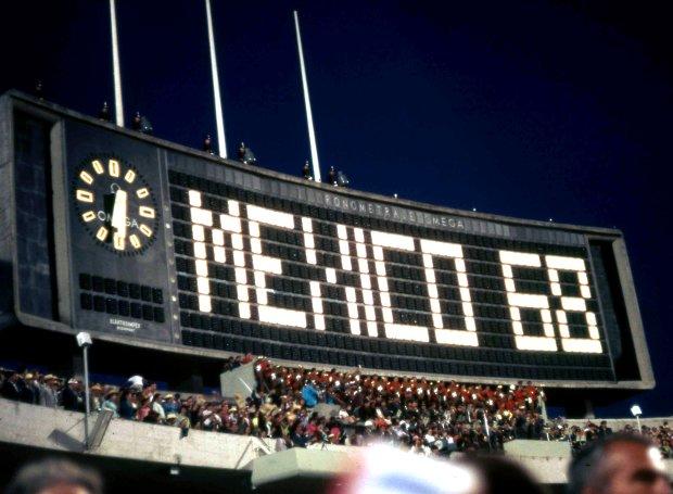 Image result for ολυμπιακοι αγωνες μεξικο 1968