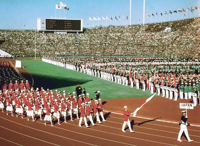 Image result for τοκιο ολυμπιακοι αγωνες 1964