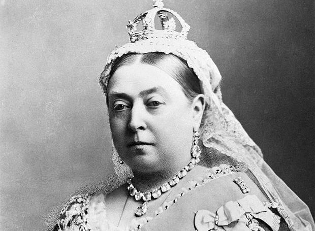 H Βασίλισσα Βικτωρία