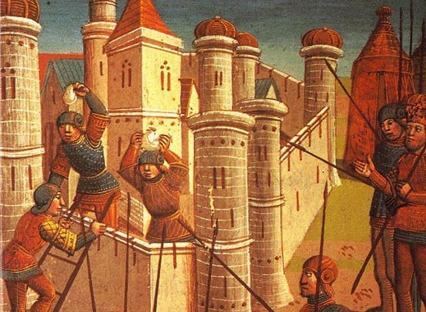 Η Άλωση της Πόλης (πίνακας του 1499)