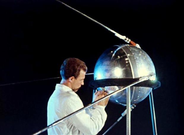 Σπούτνικ 1 (Sputnik 1)
