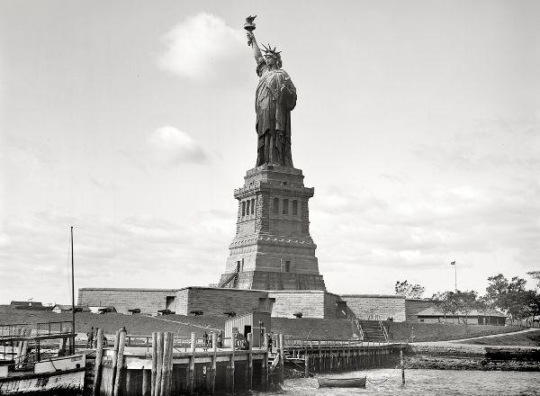 Το Άγαλμα της Ελευθερίας (1900)