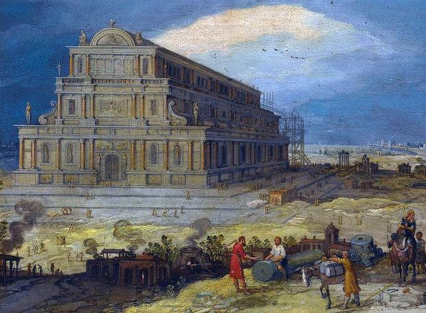 Ο Ναός της Αρτέμιδας