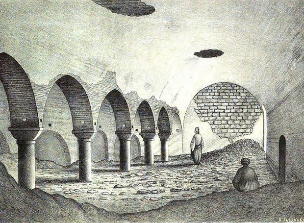 Ο ναός της Υπεραγίας Θεοτόκου εν τω Σίγματι