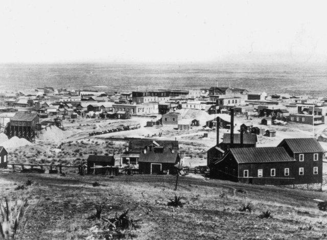 To Τόμπστοουν το 1881