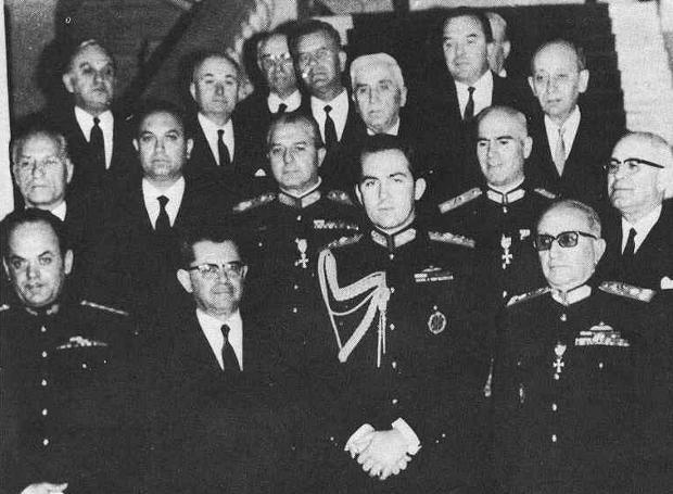 Το Βασιλικό Κίνημα του '67