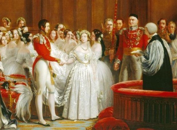 Ο γάμος της πριγκίπισσας Βικτόρια