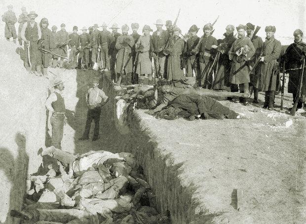Ομαδικός τάφος για τα θύματα του Γούντεντ Νι