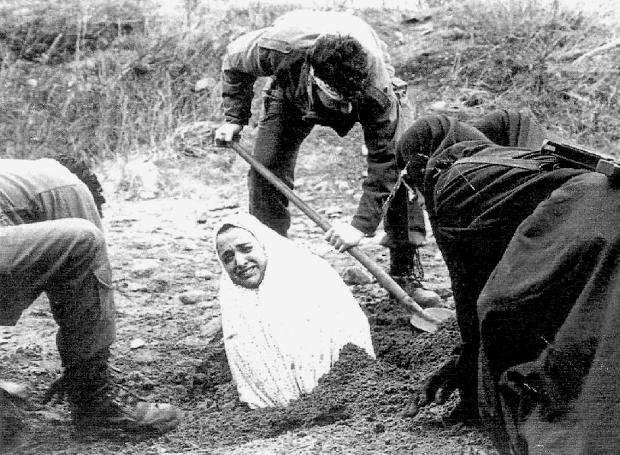Σε ορισμένες μουσουλμανικές χώρες, το αδίκημα της μοιχείας τιμωρείται ακόμα και με θάνατο!