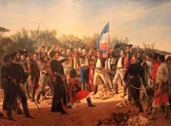 Η απόβαση των 33 Πατριωτών στην Ουρουγουάη