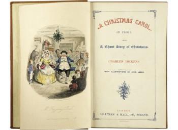 Χριστουγεννιάτικη Ιστορία - Η πρωτότυπη έκδοση του 1843