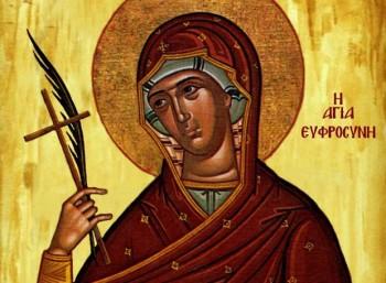 Αγία Ευφροσύνη (413 – 470)