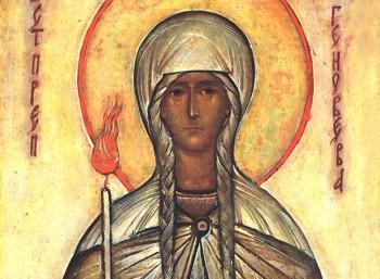 Αγία Γενεβιέβη (422 – 502)