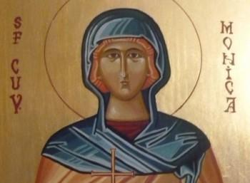 Αγία Μόνικα (331 – 387)