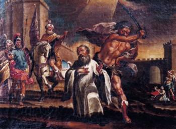 Άγιοι Ευλόγιος και Λουκρητία
