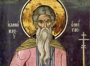 Όσιος Ιωαννίκιος ο Μέγας (754 – 846)