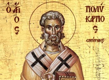 Άγιος Πολύκαρπος (80 – 167)