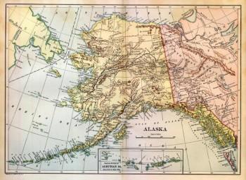 Η ιστορία της Αλάσκας