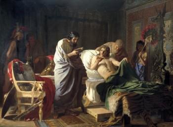 Η εμπιστοσύνη του Μ. Αλεξάνδρου στο γιατρό του