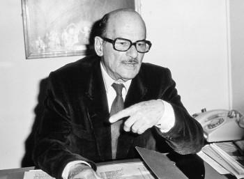 Αλέξης Σολομός (1918 – 2012)