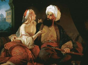Πίνακας του Γερμανού ζωγράφου Πάουλ Γιάκομπς