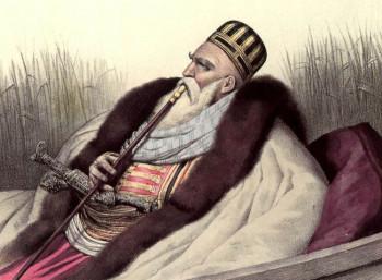 Ο Τζίμας Ζέρβας και ο Αλή Πασάς