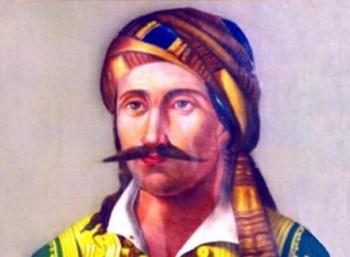 Αναγνώστης Στριφτόμπολας (1778 – 1821)