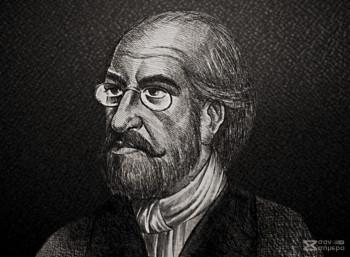 Ο ποιητής Ανδρέας Κάλβος