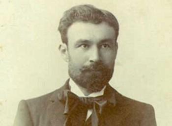 Ο πεζογράφος Ανδρέας Καρκαβίτσας (1865 – 1922)