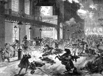 Η απόπειρα δολοφονίας κατά του Μεγάλου Ναπολέοντα