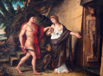 Πίνακας του Ρίτσαρντ Γουέστολ (1810)