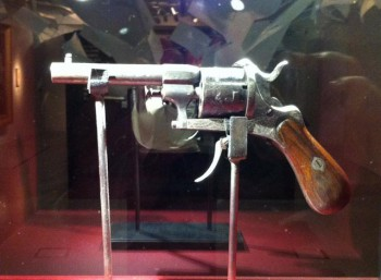 Πουλήθηκε σε δημοπρασία ίσως το διασημότερο όπλο της γαλλικής ιστορίας
